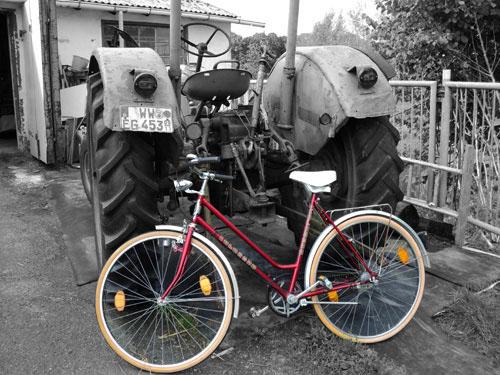 Ferienwohnung Fahrrad